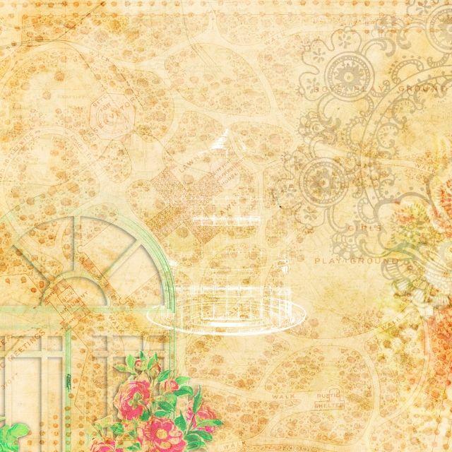 Vintage Floral Background Background Vintage Floral Floral Png Transparent Clipart Image And Psd File For Free Download Vintage Floral Backgrounds Floral Background Red Texture Background