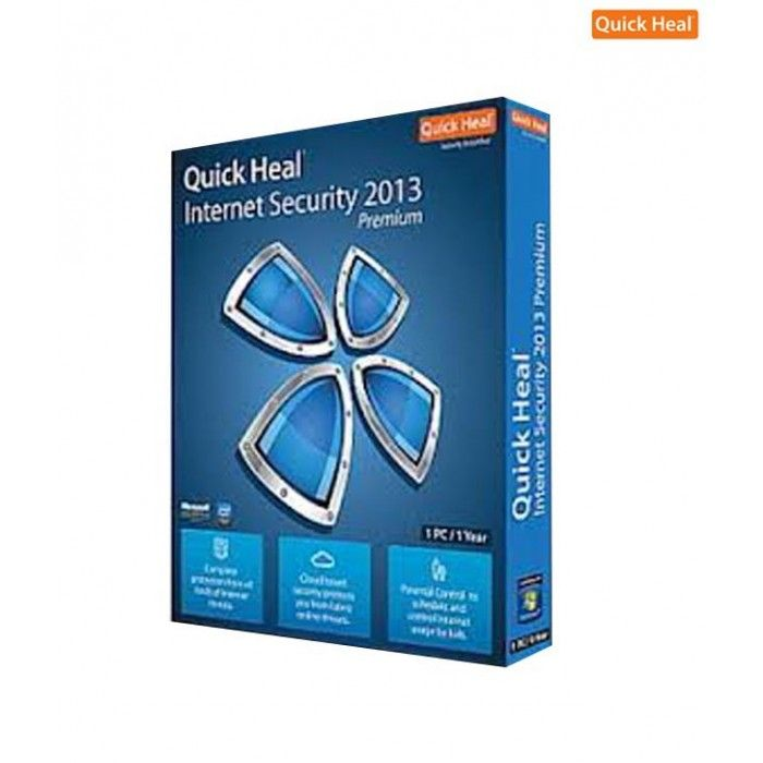 Quick Heal Internet Security - 10 Users-3 Years