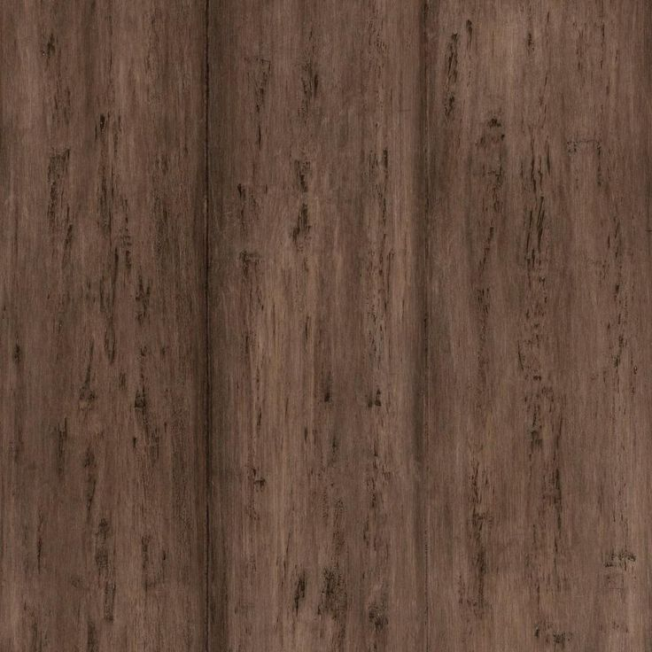 EcoForest Maldives Hand Scraped Solid Stranded Bamboo - 9/16in. x 7 1/2in. - 100426360 | Floor and Decor