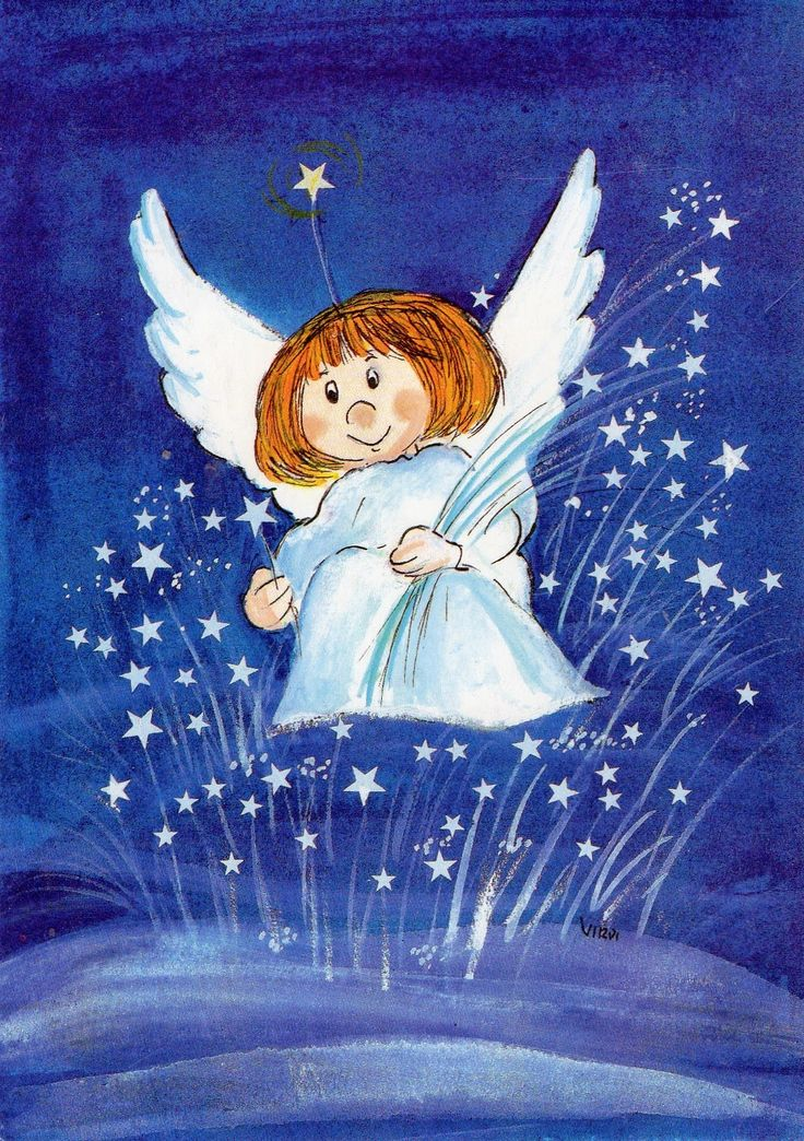Открытка цветы, новогодний ангел открытка
