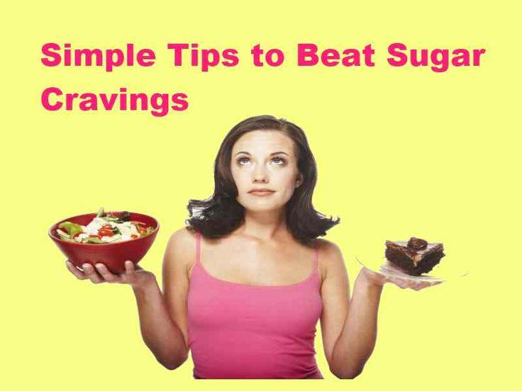Simple Tips to Beat Sugar Cravings