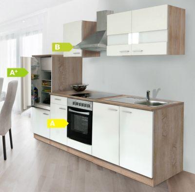 Die besten 25+ Weiße esszimmergarnituren Ideen auf Pinterest - küchenzeile 220 cm mit elektrogeräten