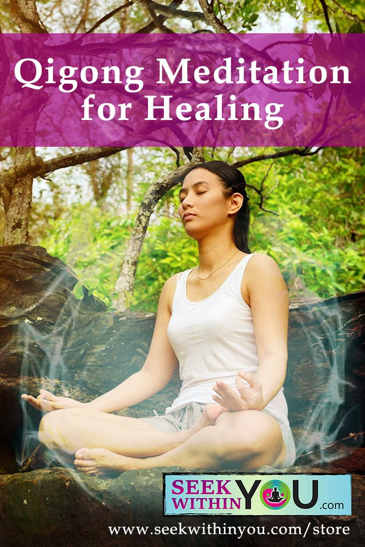 The power lies within you to self-heal. Learn to let go and allow the natural healing energy to flow. Regular Qigong meditation practice opens energy blockages which leads to better health and vitality.