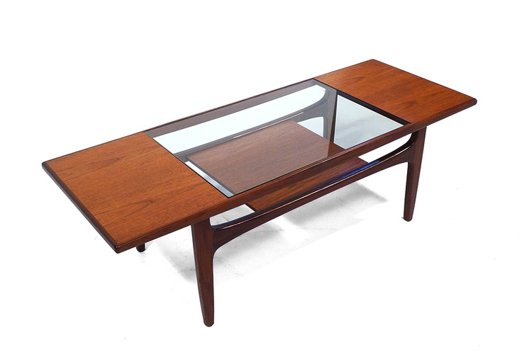 Plan Glass Top Coffee Table - WoodWorking Projects & Plans