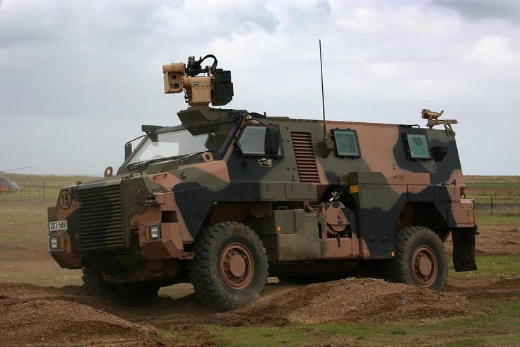 Bushmaster IMV (Infantry Mobility Vehicle) (Australia)