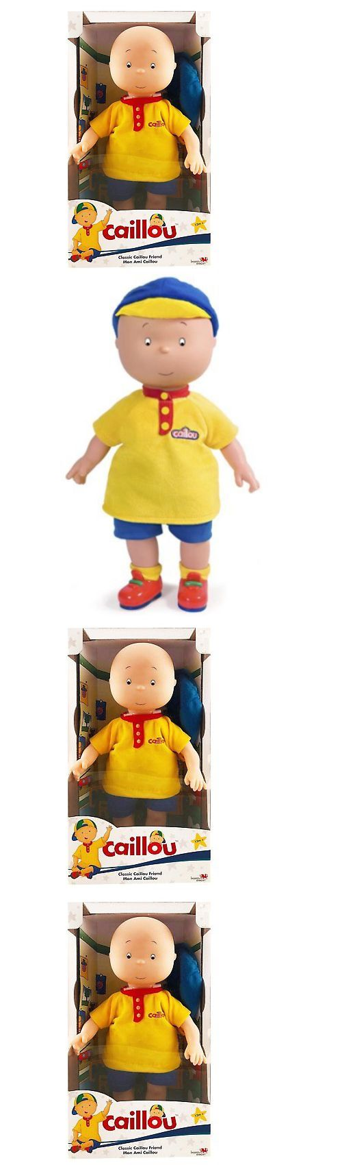 Caillou 20903: Caillou 14 Classic Doll -> BUY IT NOW ONLY: $40.28 on eBay!