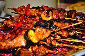 Gourmet Israel: Kebab de cordero o pollo, con el color de nuestras especias