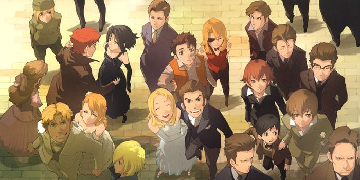 Baccano - Anime series will not get another season.