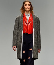 Emilio de la Morena sorprende al término de la Semana de la Moda de Londres