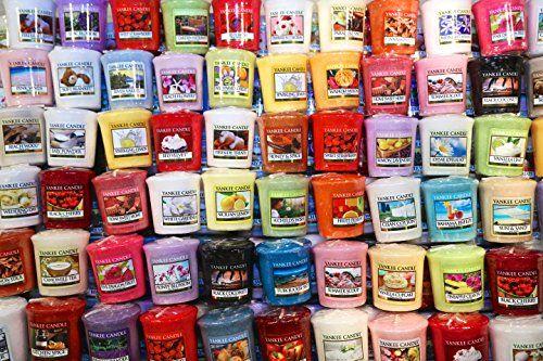 bougies parfumées pas cher