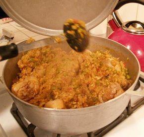 Arroz con Pollo de Perez-Puelles Recipe — My Big Fat Cuban Family: A Cuban-American Blog