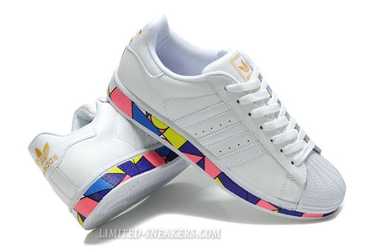 Adidas Originals Superstar Picasso Adidas Limited Edition Shoes
