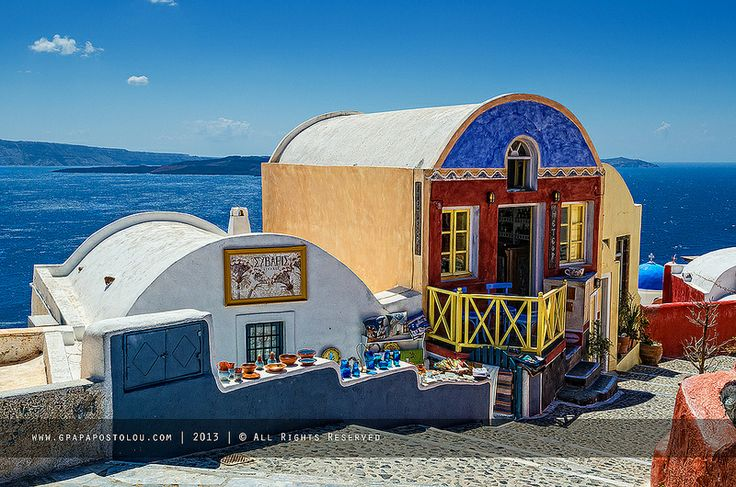 GREECE CHANNEL | Oia Santorini