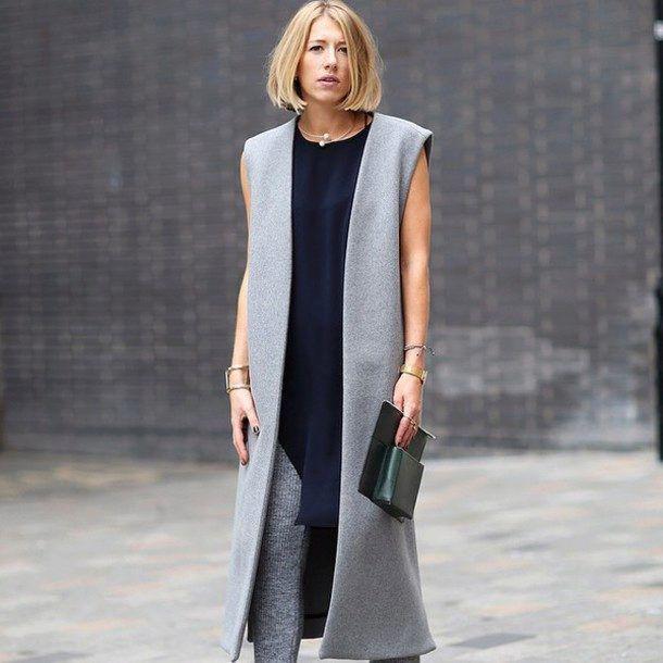 Пальто и жилеты: модные тренды весны 2017 года - Ярмарка Мастеров - ручная работа, handmade