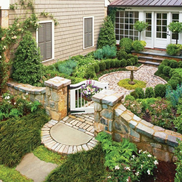 Easy Landscaping Ideas You Can Try: Easy Cottage Plans You Can Create To Add Beauty To Your