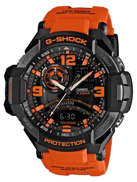 CASIO G-SHOCK Watch | GA-1000-4AER