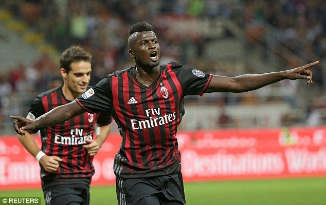 Niang's penalty sealed back-to-back Serie A victories for Vincenzo Montella's side