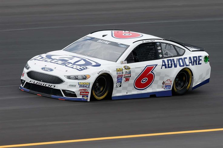 Starting lineup for Quaker State 400  -   Presented by Advance Auto Parts  -   Friday, July 8, 2016  -   Trevor Bayne will start 17th in the No. 6 Roush Fenway Racing Ford.  -    Crew Chief: Matt Puccia   -   Spotter: Roman Pemberton