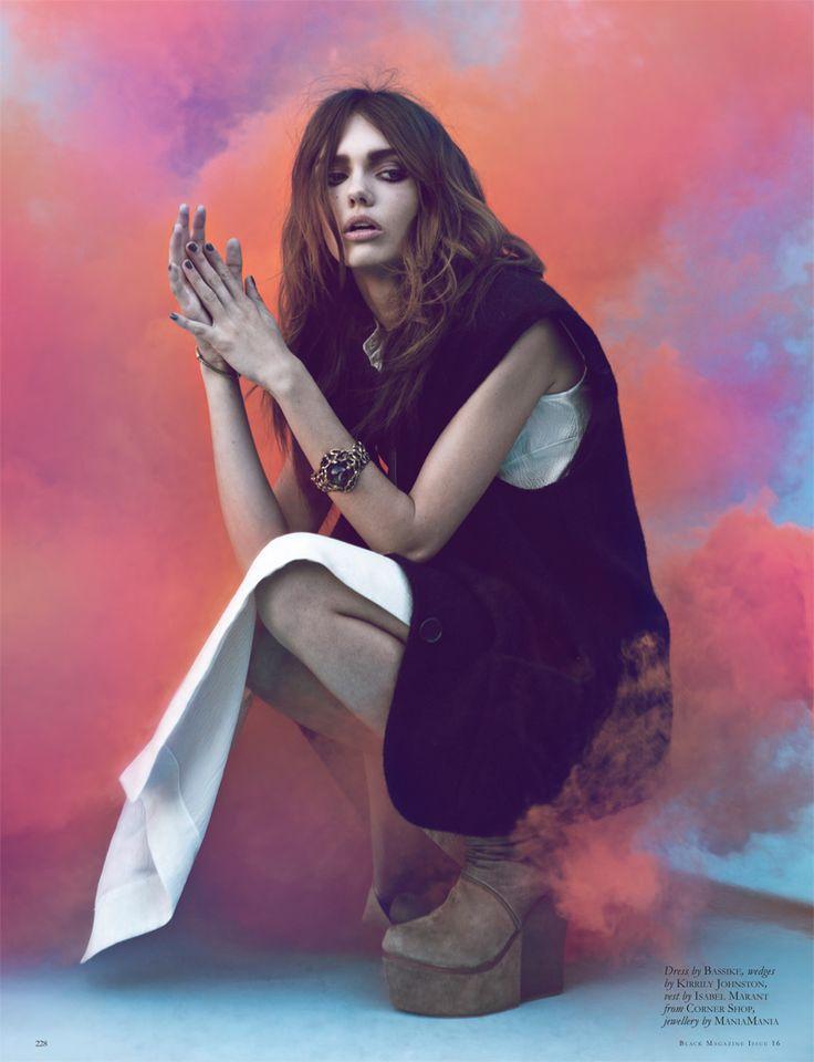 Interstellar Overdrive | Emily Jean Bester | Darren McDonald #photography | Black Magazine 16