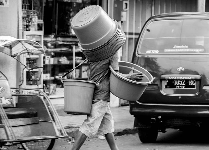 Tukang Jolang | DiTrotoar, Street Photography