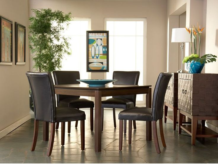 Rent The Clarence Square Dining Room For Your Home And Get A Comfortable  Place To Gather With A Beautiful Aesthetic. Find It At CORT!