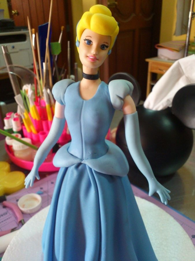 111 best cinderella images on Pinterest Cold porcelain Fondant