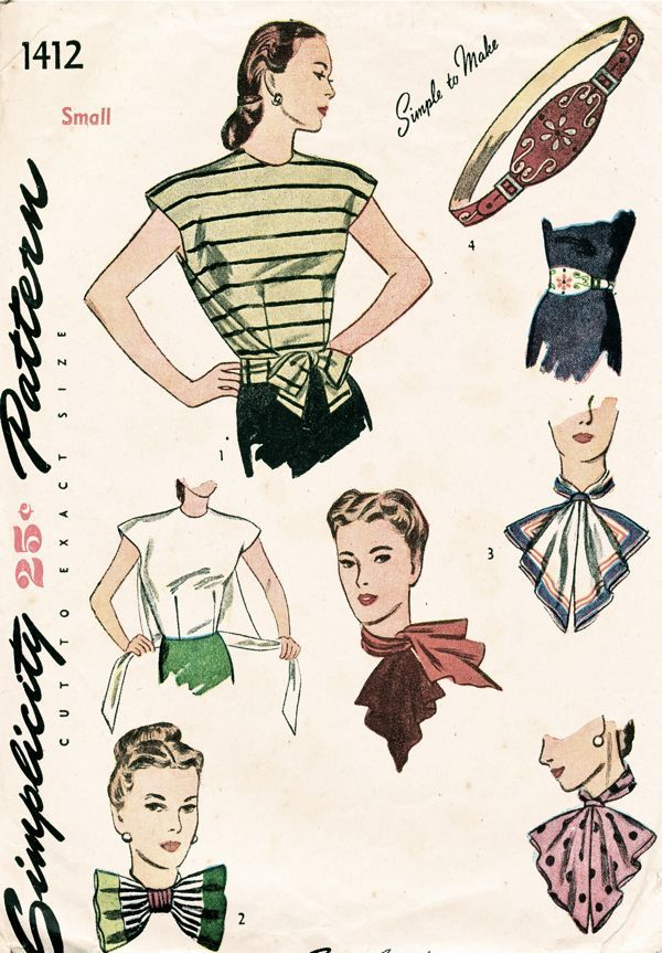 The 135 best I ♡ Vintage Sewing Patterns: Wrapped Clothing images ...