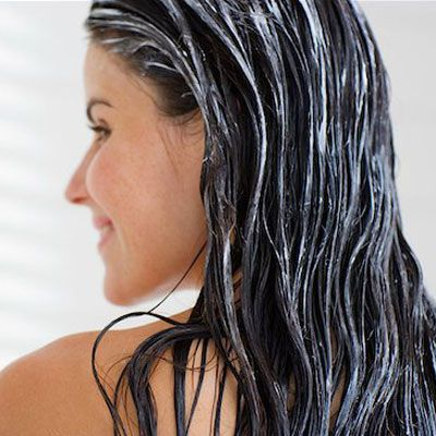 10 DIY Hair Masks . *my favorite - Moisturizing hair mask for dry hair You will need: 1 cup yogurt, 1 tbsp. fresh lemon juice and 1 yolk of egg. Apply the mixture generously to the hair and leave it on for 20 minutes. Rinse the mask with a mild shampoo and apply a conditioner.