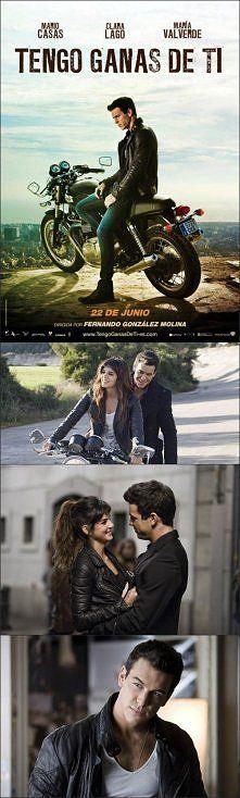 Zobacz zdjęcie Tylko Ciebie chcę / Tengo ganas de ti (2012) - film fantastyczny, tylko książ...