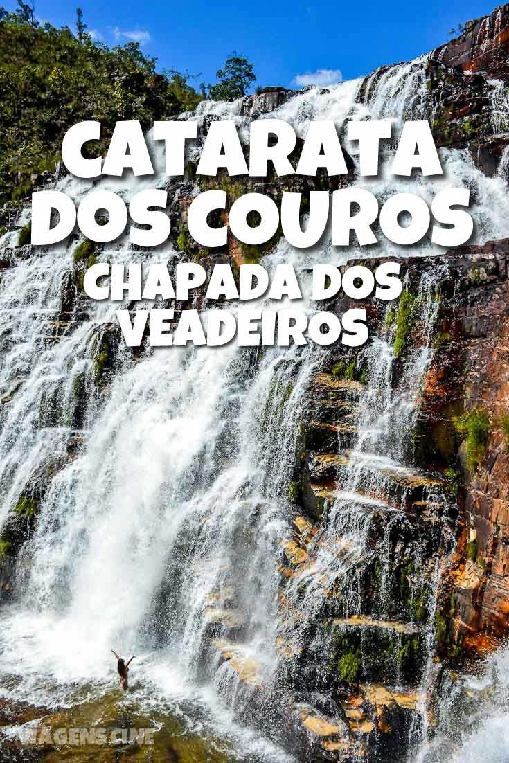 Catarata dos Couros: um dos melhores passeios da Chapada dos Veadeiros: confira o que fazer, como chegar e se dá para ir com ou sem guia