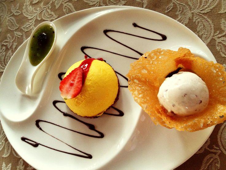 Mango Mousse - Padma Hotel Bandung