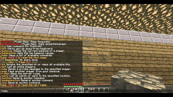 Minecraft episode 1 Prison!