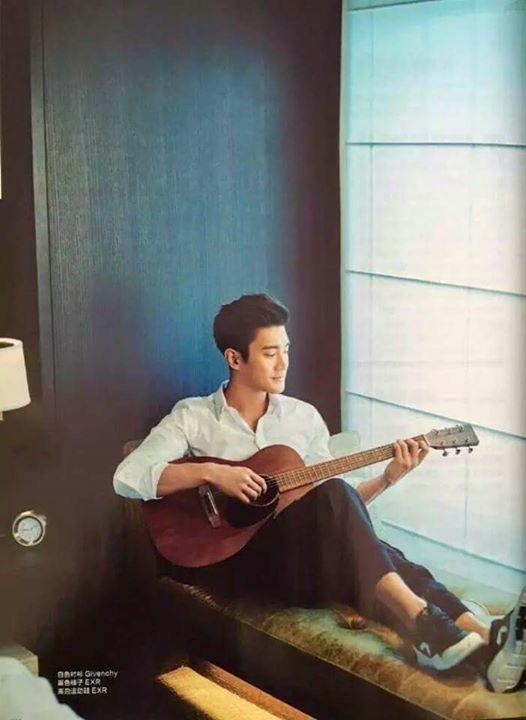 Choi siwon my love