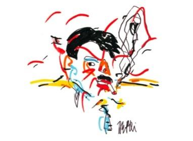 """""""Rivendico il diritto (se non addirittura il dovere) di continuare ad essere mondani, cioè vicini al mondo, vigili su quel che il mondo ci offre.  [...] I Grandi Valori non hanno senso, se non si vestono da tutti i giorni"""". Omar Calabrese, """"Serio Ludere (Sette serissimi scherzi semiotici)"""", Flaccovio, 1993."""