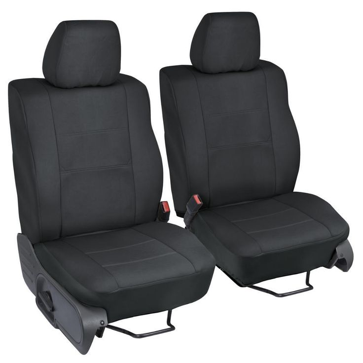 BDK Ford F-150 Custom Fit Seat Covers Crew Cab 04-08 Bucket Seat