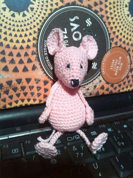 Myš klíčenka