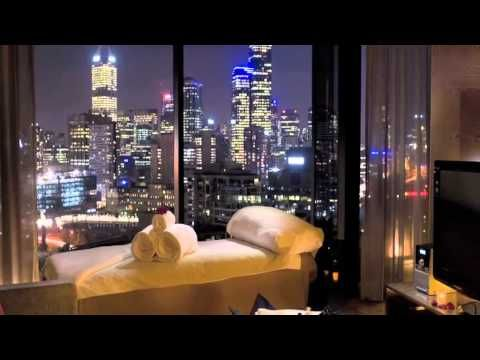 Video of Hilton Hotel in Melbourne South Wharf.
