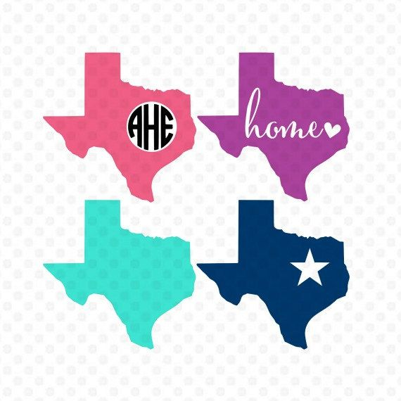 Texas Svg, Texas Svg Files, Silhouette Svg, Southern Svg, Texas Monogram Svg, Home Svg, Cricut Cut Files, Studio Cut Files   This listing is for an INSTANT DOWNLOAD. You can easily create your own projects. Can be used with the silhouette cutting machines or other machines that accept SVG. It includes 1 zip folder  1. SVG folder with 1 files of all designs shown. 2. Studio.3 folder with 1 file of all designs shown.  Circle Monogram Alphabet is not included but can be purchased here…