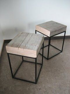 Rather solid stools