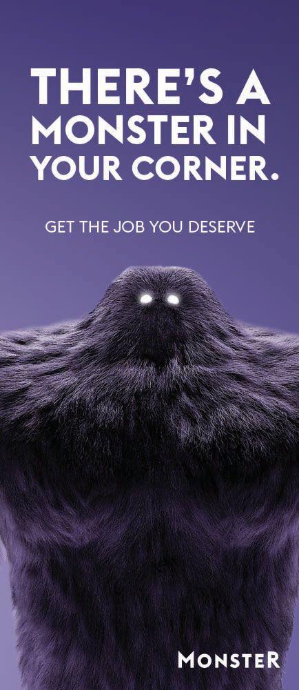 Get the job you deserve