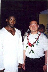 shokei matsui with michael jay white