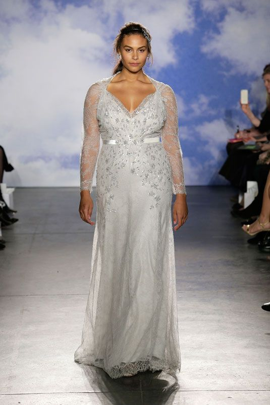 The 25+ best Silver wedding dresses ideas on Pinterest | Silver ...