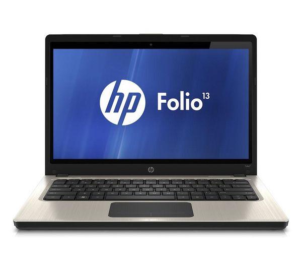 HP PC Notebook HP Folio 13-1010ef prix promo Carrefour.fr 569,00 € TTC au lieu de 999,00 €