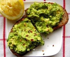 Бутербродные массы из авокадо – натурально и полезно! / Простые рецепты