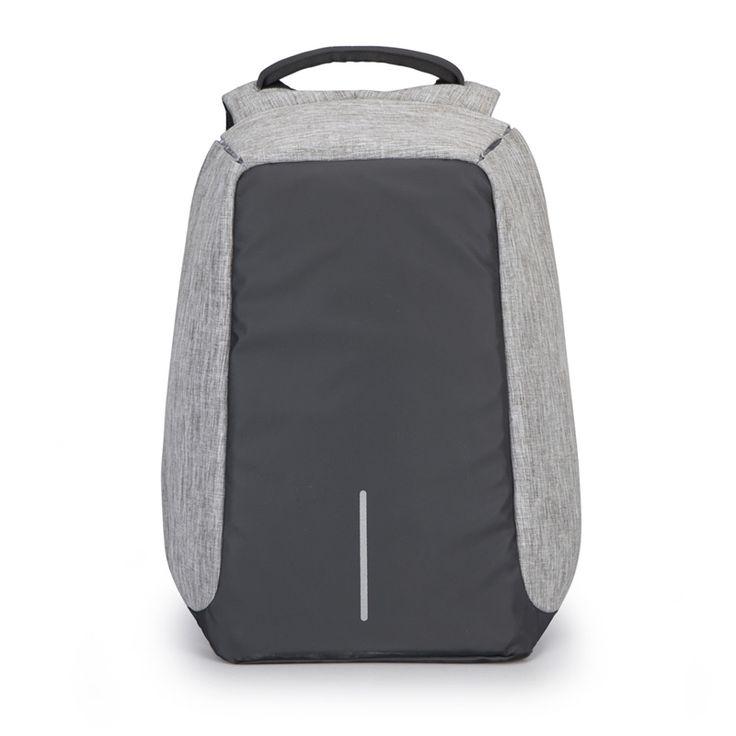 Packback Moda Uomo Morbida Pelle PU Casuale Zaino Portatile Europa Anti Theft Impermeabile del computer borsa Da Viaggio Weekender
