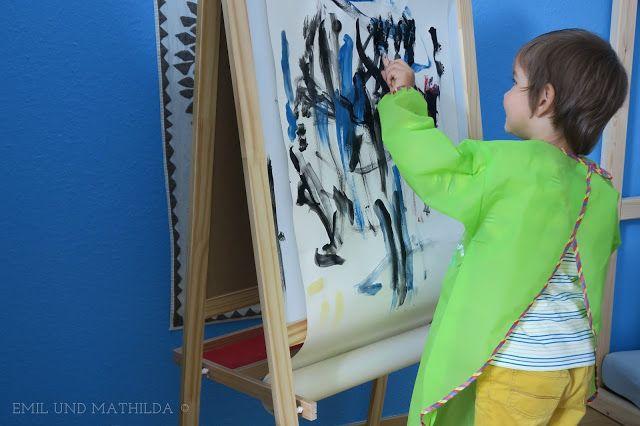 Emil und Mathilda: mein Kind ist Linkshänder, sollte ich etwas beachten?