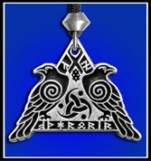 "viking winter symbols | Uff Da Necklace $25.00US Uff Da 3/4"" on 18"" chain. Pewter unique ..."