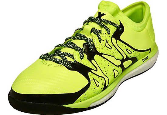 Adidas Boost Yellow Indoor