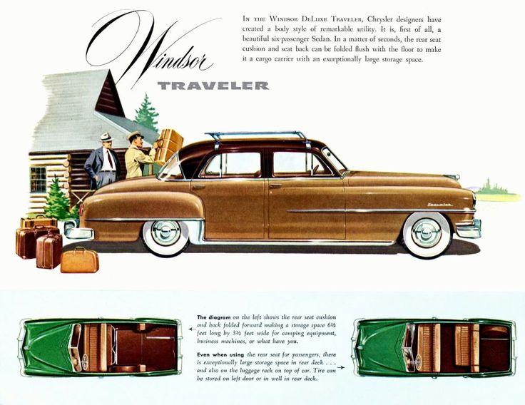 20 Best 1951 Chrysler Deluxe Images On Pinterest Antique Cars Old Rhpinterestcouk: 1948 Chrysler Traveler Engine Diagram At Oscargp.net