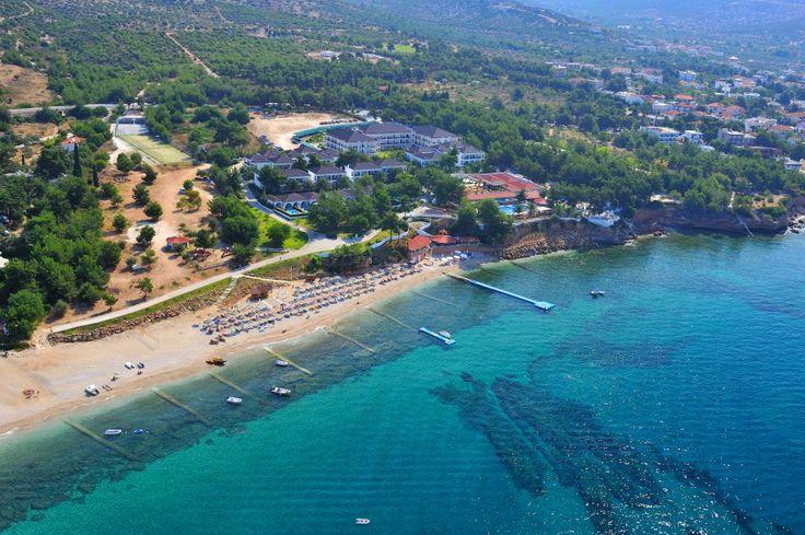 Alexandra Beach Spa Resort 4* #travelboutique #Tasos #Greece #Grcka #putovanje #letovanje #odmor